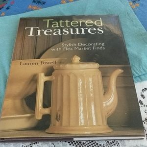 Book By Lauren Powell .Tattered Treasures